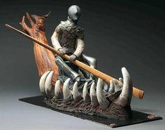 Sculpture céramique