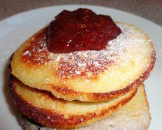 Morgenpandekager fyldt med Mufa og protein.