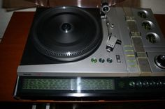 The best combi they had in the 70ties,made for MFB speakers