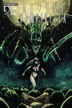 DEAL OF THE DAY Aliens Vampirella #1 (of 6) (Cover A - Hardman) - $3.19 Retail Price: $3.99 You Save: $0.80 Humans have begun to colonize Mars, but something ancient and sinister got there first. Now Vampirella is faced with a mystery only she can solve, and the bloody realization that some monsters should never be awakened. TO BUY NOW CLICK LINK BELOW http://www.shareasale.com/m-pr.cfm?merchantID=8908&userID=138292&productID=579339904