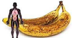 Mira que le sucede a tu cerebro, corazón y cintura si consumes 2 bananas al día