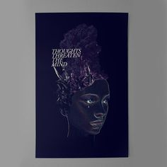 Thoughts print by Menachem Krinsky