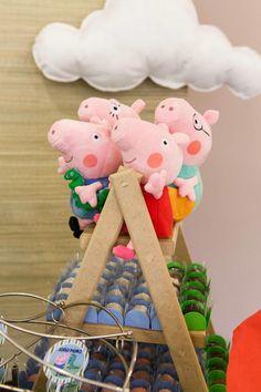 Festa George Pig | 2 anos do João Pedro {Foto: Gisele Rampazzo}