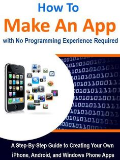 How To Make An App. Length 30. Finally, an easily step by step on how to make mobile apps. After reading this information you will know the simple steps to quickly creating a profitable app business. Author: Steven Masterson. Now you can learn make your own app. P.S.All purchasers of this title will also get a title of equal value for FREE. I just had to find out what all of this money madness was about (and more importantly, if it was true). So, how do you make an app?