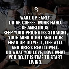 Just start living! It's about time! | #1stInHealth #Motivation #Quotes #Inspiration #Success