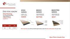 Natural Wood Flooring, Oak Flooring, Vinyl Flooring, Floors, Colour Pattern, Floor Colors, Engineered Hardwood, Platforms, Did You Know