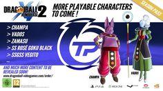 Viene nuevo DLC de Dragon Ball Xenoverse 2