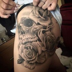 125 Kick-Ass Skull Tattoos For Men & Women - Wild Tattoo Art