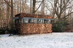 Cord Wood House
