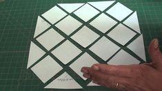 Como montar seus projetos em diagonais