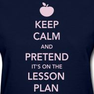 Image of Because Lesson Plans Quote 3dRose Gabriella B Quote T-Shirts