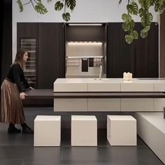 Kitchen Cabinets And Backsplash, Kitchen Cabinet Colors, Best Kitchen Designs, Modern Kitchen Design, Home Decor Kitchen, Kitchen Interior, Kitchen Organization, Kitchen Storage, Sliding Door Room Dividers