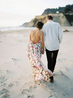 soulmate24.com This beautiful Oregon coastal engagement inspiration by ANNE BROOKSHIRE was captured during a 1:1 Workshop with ERICH MCVEY.…