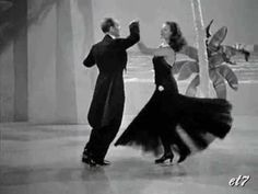 Rita Hayworth & Fred Astaire: Hungry Eyes ~ this is one of my favorite videos on all of youtube.  This lady is creative & fantastic at film editing.