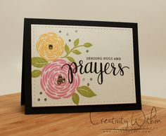Sending hugs and prayers by ilinacrouse - Cards and Paper Crafts at Splitcoaststampers