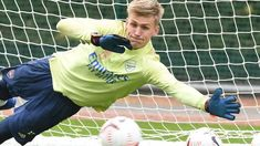 Runarsson will fight to be Arsenal's number one