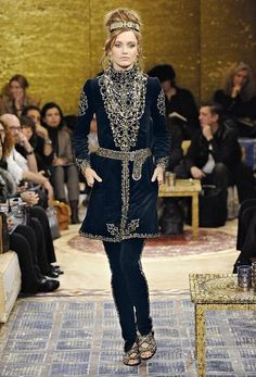 Chanel  Byzantine Prefall 2011 The Early Middle Ages Orphrey cincture