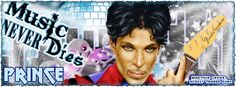 MI RINCÓN GÓTICO: Tributo a Prince