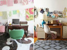 diy home fabric swatches a pair