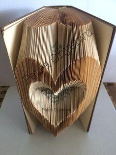 1000 images about b cher kunst on pinterest book folding kunst and book art. Black Bedroom Furniture Sets. Home Design Ideas