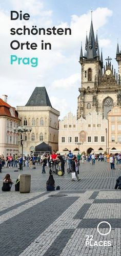 The most beautiful sights in Prague - Reiseziele - dekoration Asia Travel, Italy Travel, Travel Usa, Transformers, Beau Site, Africa Destinations, Les Continents, Travel Tags, Prague Travel