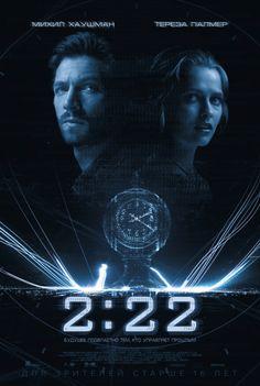 """Постер фильма """"2:22"""" (2:22, 2017)"""