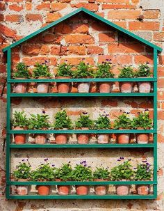 Simple container gardening at it's best! Greys Court-perfect for an herb garden Herb Garden, Garden Art, Garden Design, Home And Garden, Balcony Garden, Garden Crafts, Garden Projects, Amazing Gardens, Beautiful Gardens
