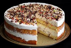 Bulgarian Recipes, Bulgarian Food, Tiramisu, Delicious Desserts, Food Photography, Cheesecake, Deserts, Food And Drink, Cooking Recipes