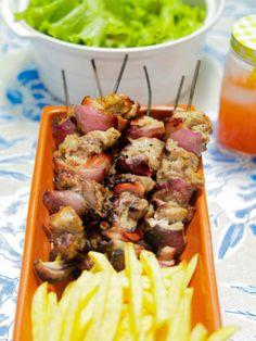 Receita de Perna de Peru no forno - Clara de Sousa Guisado, Candy S, Beef, Chicken, Kitchen, Food, Oven Roasted Turkey, Spices, Turkey Leg Recipes