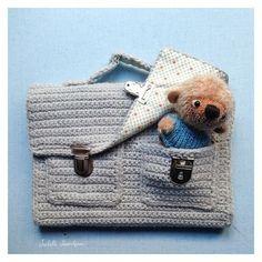 isabellekessedjian: #crochet #cartable