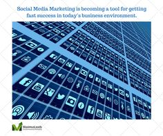Social Media Optimisation means creating your company profile on #socialmedia platforms such as #Facebook, #LinkedIn, #Twitter and #G+, as well other platforms.
