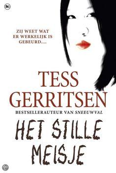 10/53 Het stille meisje - Tess Gerritsen. Deel 9 van de Rizzoli & Isles serie.