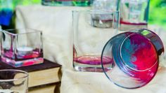 @tmemme28's DIY Marbled Glassware!