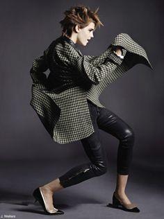 Super Emma!! #Emma #Watson