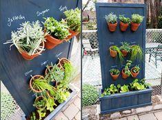 Small-Space Dwelling: Vertical Gardens   Green Design   Washingtonian