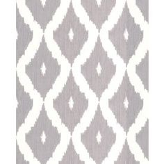 Graham & Brown Soft Grey Strippable Non-Woven Unpasted Textured Wallpaper
