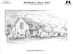 Randall Mill Way is an exclusive enclave of 5 exceptional, 1.12 acre custom home sites accessible from a new cul-de-sac off Randall Mill Rd. This home will sit on a large, private lot in one of the most sought after locations in Buckhead with excellent schools, shopping/dining and access to I-75 within a 2 mile drive. Macallan Custom Homes has carefully selected renowned T.S. Adams Studio, a high-end, full-service architecture firm, to design this extraordinary, one-of-a-kind home. Now i...