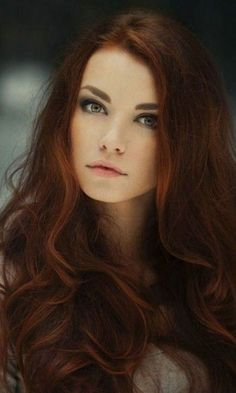 nice hair colour ideas for pale skin and blue eyes - Google Search...