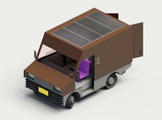 eBoy PolyLOL Van One
