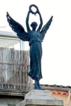 Monument aux Morts de la guerre de 1914-1918, Gignac (Hérault, France)