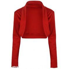Retro bolerko ve stylu 50. let. červené bolerko k šatům jako doplněk pro chladnější ráno či večer.