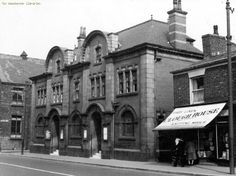 Manchester Corporation Baths and Wash Houses, Harpurhey Baths (which are in Blackley) Manchester Street, Manchester England, Salford, Blackpool, Local History, Back In The Day, Good Old, Old Photos, Places Ive Been