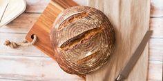 Upečte si vlastní kváskový chléb, který vydrží čerstvý celý týden