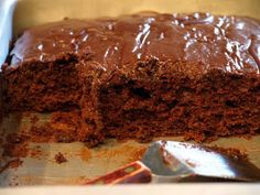 """Chocolate Covered Cherry Cake from """"The Cake Mix Doctor""""  Very easy to make-- made cupcakes that were pretty and delicious"""