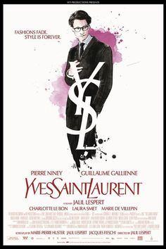[Movie 31] Yves Saint Laurent (2014) Director: Jalil Lespert #DLMChallenge #366Movies #366Days