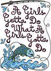 Dixie Tshirt A Girls Gotta Do Bass Catfish Trout Fishing