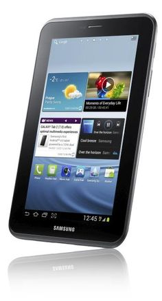 Samsung Galaxy Tab 2 7.0 - A small but mighty powerful #tablet. Do you 'like' it?