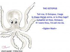 The Octopus by Ogden Nash