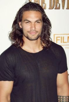 Kal Drogo from Game of Thrones...he's just so manly!