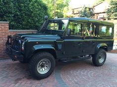 Land rover 110 Wolf Wading grill